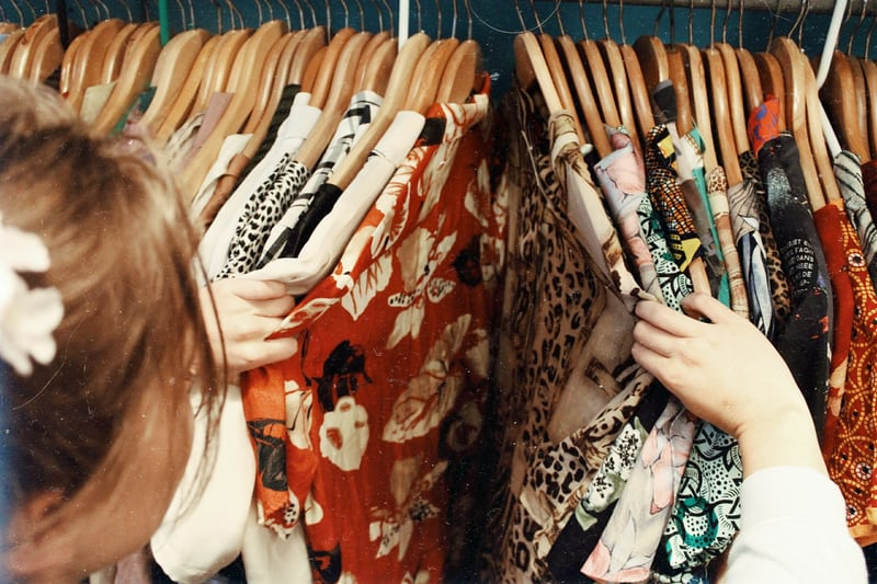 The Top 11 Benefits of Sustainable Second Hand Clothing